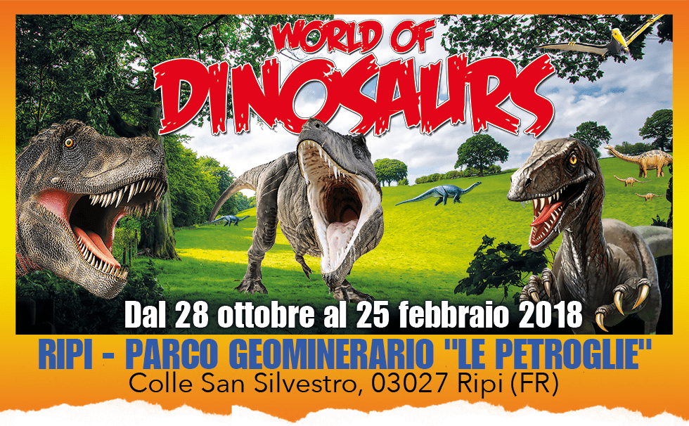 World of Dinosaurs Ripi